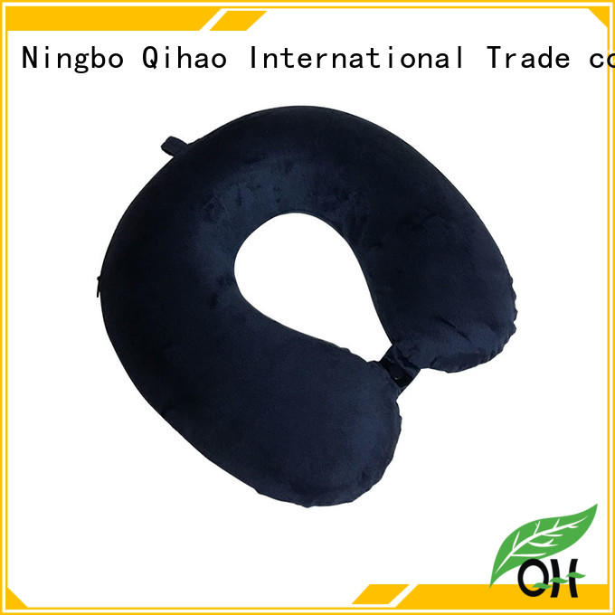 Qihao oem travel pillow for business for office