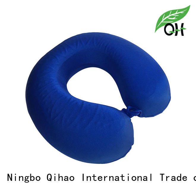 Qihao cool memory gel pillow factory for sleeping