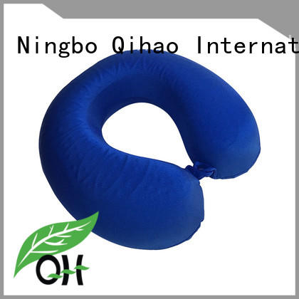 Qihao neck gel memory foam pillow company for a rest