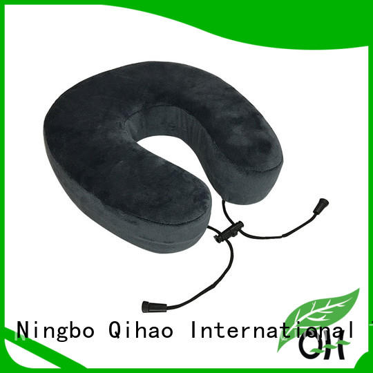 Qihao Luxury best travel neck pillow supply for business trip