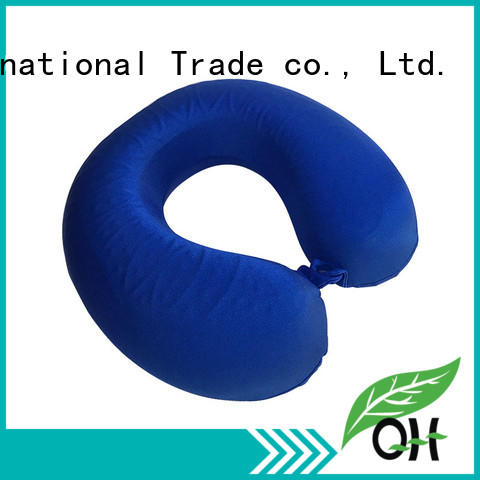 Qihao Latest cooling memory foam pillow factory for travel