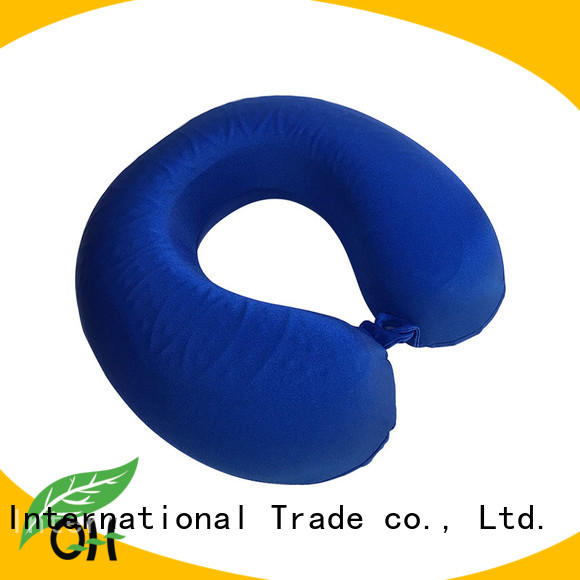 High-quality memory foam pillow qihao suppliers for a rest