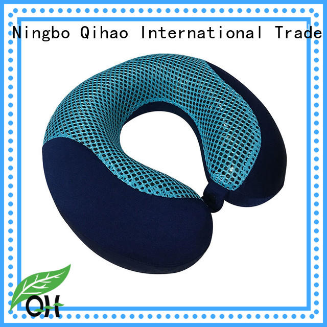Latest memory foam pillow with cooling gel mesh factory for office