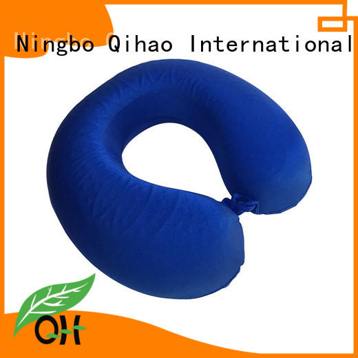 Qihao safety gel travel pillow for business for travel