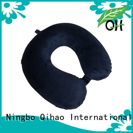Qihao travel the best memory foam pillow manufacturers for sleeping