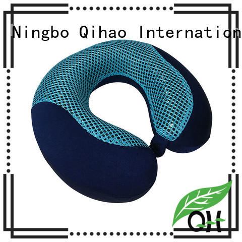 High-quality cooling memory foam pillow oem manufacturers for travel