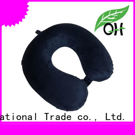 Qihao portable top rated memory foam pillow design for office