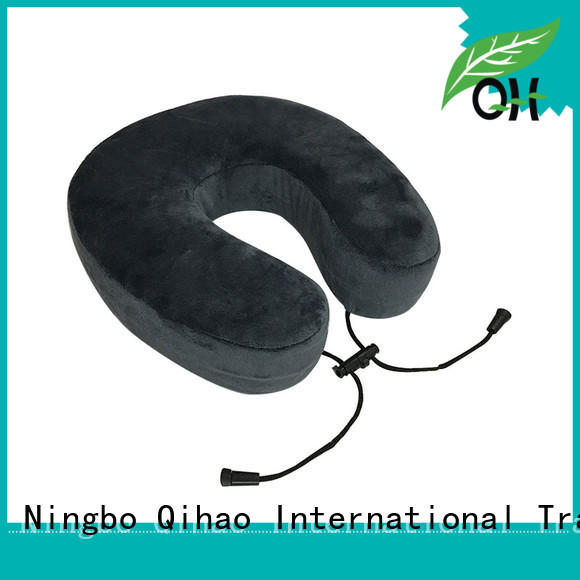 Qihao New travel pillows for airplanes company for a rest