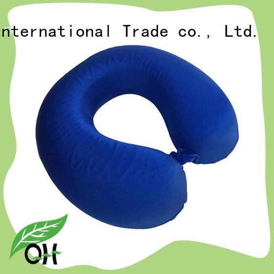 Qihao gel memory gel pillow manufacturers for business trip