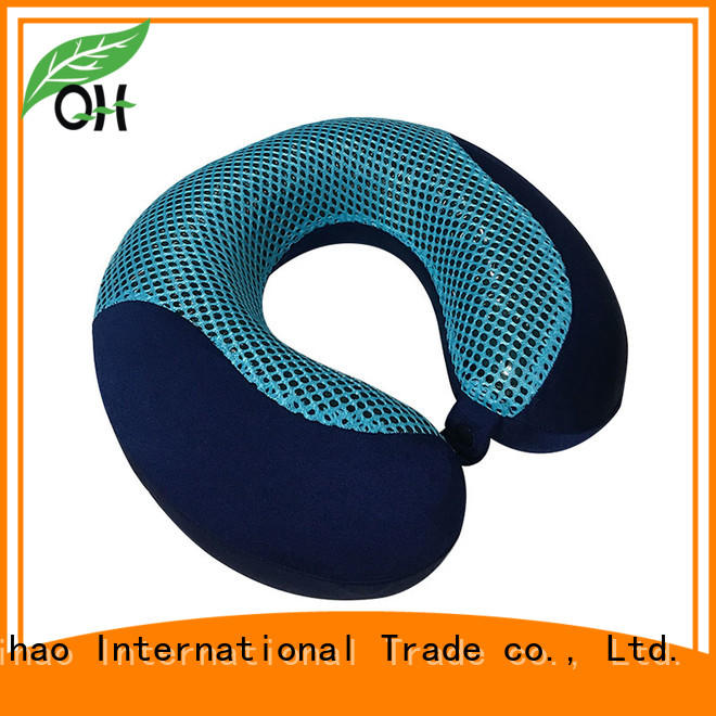 cooling gel travel pillow free design for business trip