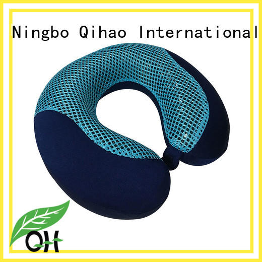 Qihao Latest cooling gel travel pillow suppliers for sleeping