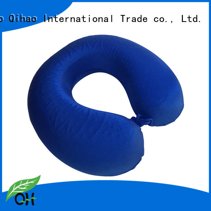 Qihao pillow cooling gel travel pillow manufacturers for sleeping