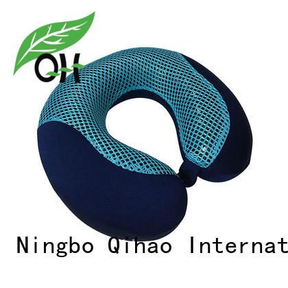 Qihao neck soft foam pillows supply for travel