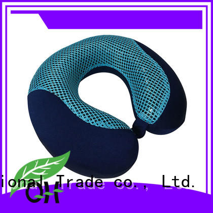 Qihao Wholesale soft foam pillows factory for travel