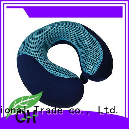 Qihao Custom cooling gel travel pillow company for sleeping
