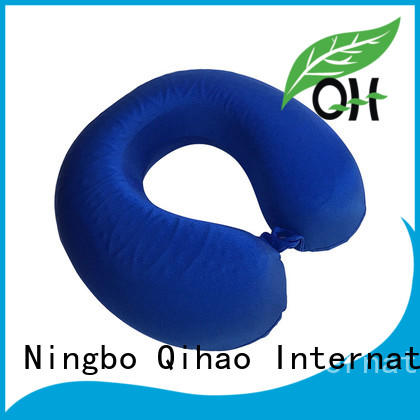 Top neck pillow with cooling gel cover company for business trip