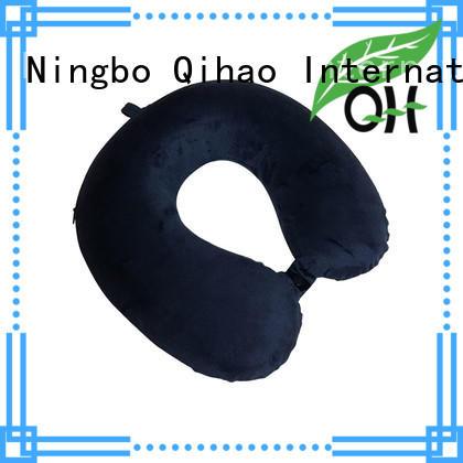 qihao memory foam neck pillow travel cool for sleeping Qihao