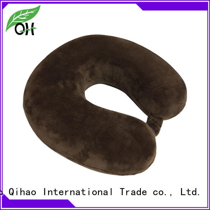 Latest u shaped neck pillow foam supply for sleeping