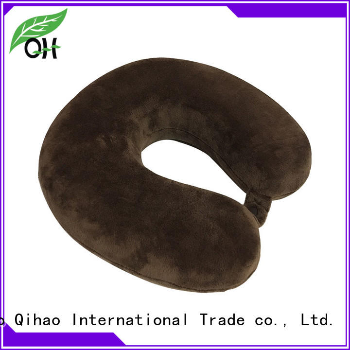 Qihao Top neck support travel pillow company for office