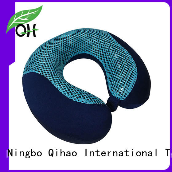 Qihao environmental gel memory foam pillow for wholesale for a rest
