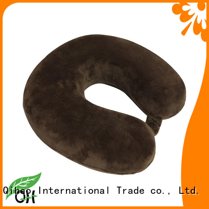 portable memory foam neck pillow travel for office