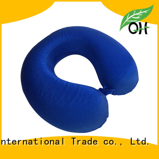 Qihao environmental gel infused memory foam pillow qihao for office