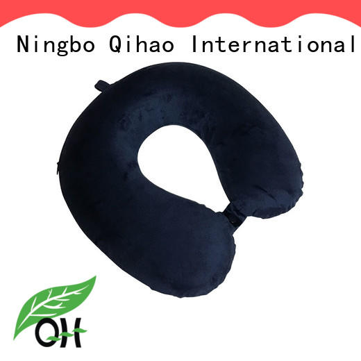 Qihao Top travel pillow company for business trip