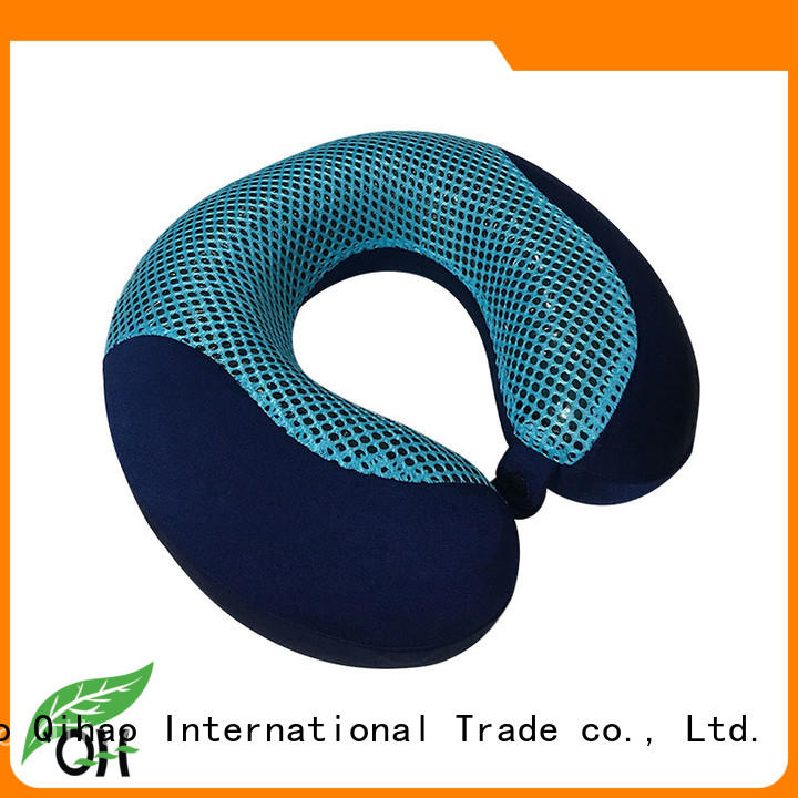 safety cooling gel travel pillow charcoal from manufacturer for a rest