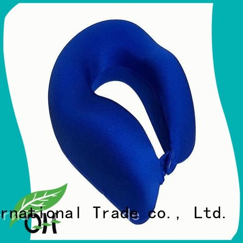 environmental flight neck pillow rope for a rest