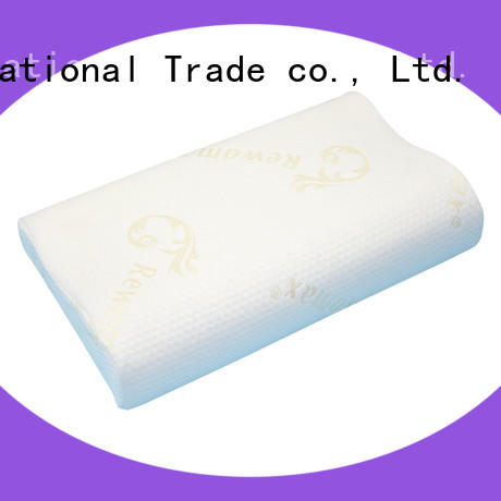 Qihao contour Viscoelastic foam pillow company for a rest