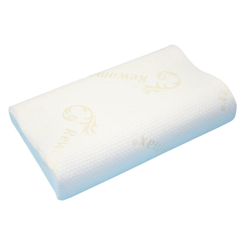 Contour memory foam pillow,  air layer cover,  MF-503010 Ningbo Qihao