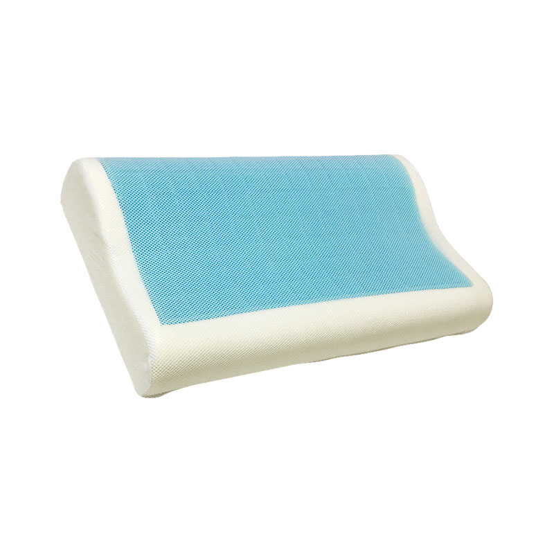 Qihao Best gel contour pillow factory for travel-2