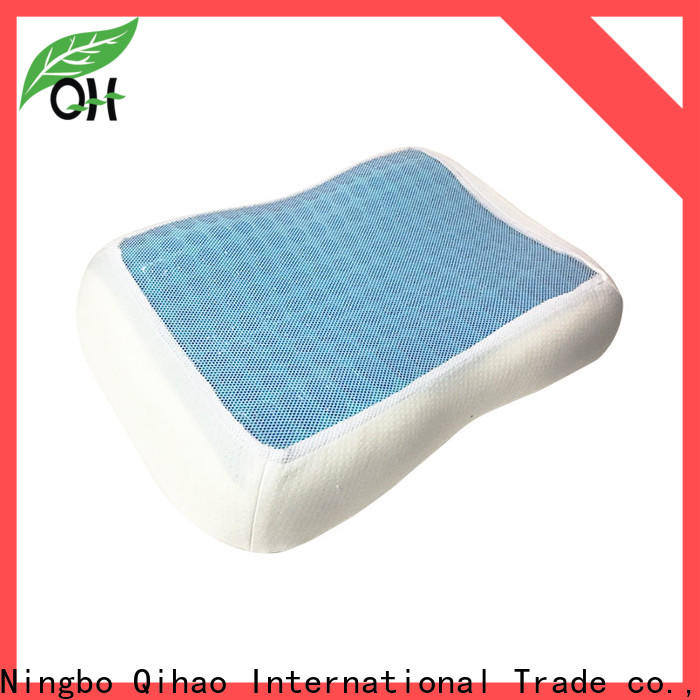 Latest gel pillow cover factory for office