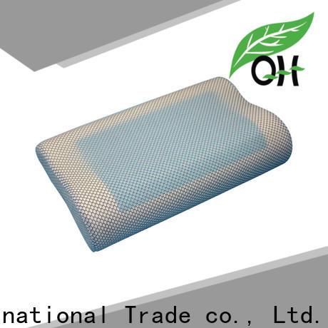 Qihao New best gel pillow supply for a rest