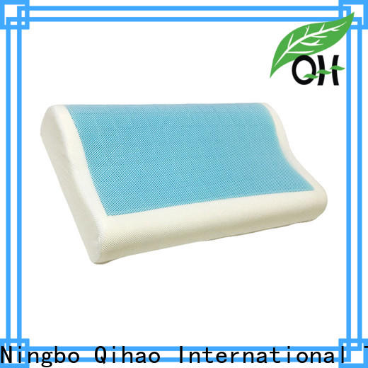 Qihao large gel pillow company for a rest