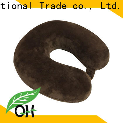 Qihao ufo contour neck pillow suppliers for a rest