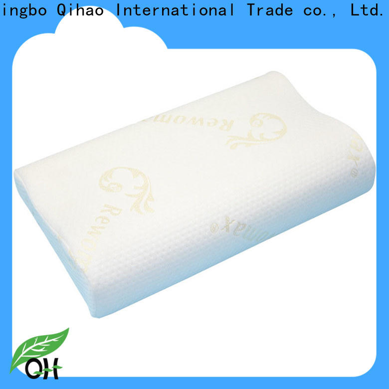 Qihao High-quality memory foam pillow review company for sleeping