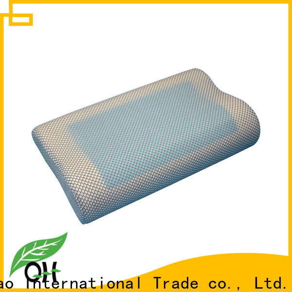 Qihao pillow best gel pillow company for business trip