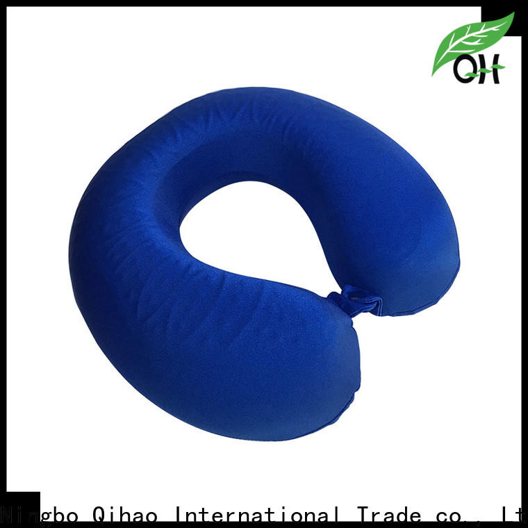 Qihao High-quality memory gel pillow suppliers for office