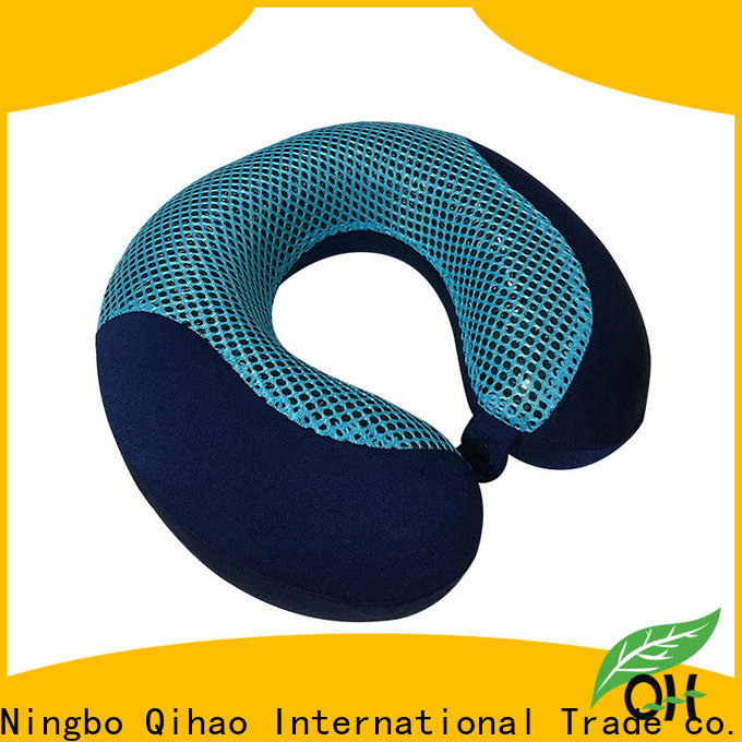 Qihao qihao memory foam pillow with cooling gel suppliers for a rest
