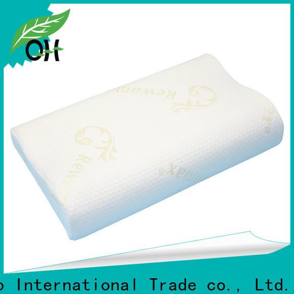 Qihao High-quality silentnight memory foam pillow suppliers for a rest