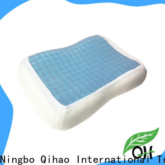 Qihao touch gel contour pillow company for office