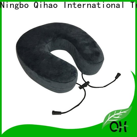 Qihao New best neck pillow for flying company for travel