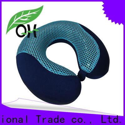 Qihao Custom gel travel pillow supply for business trip