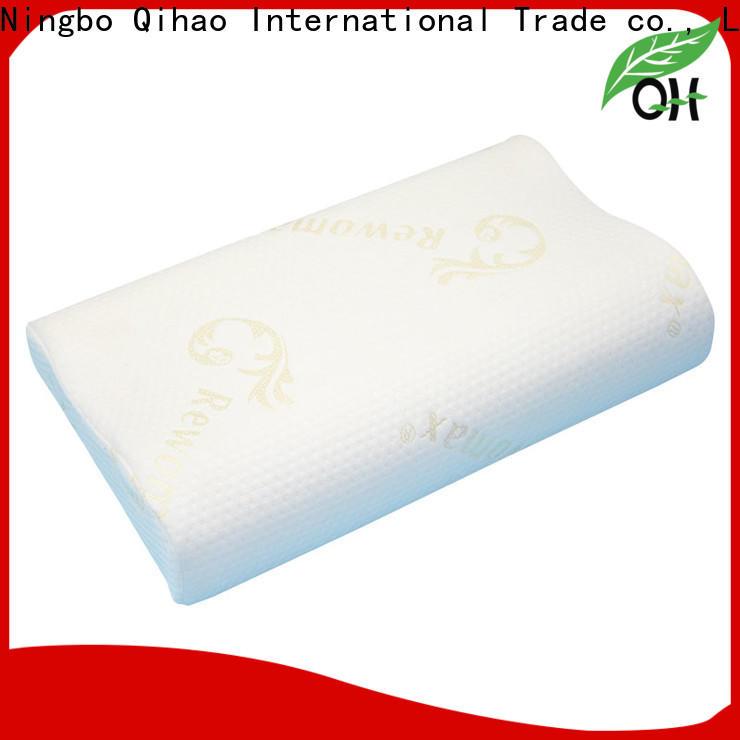 Best memory foam pillow for back pain cover supply for businessmen