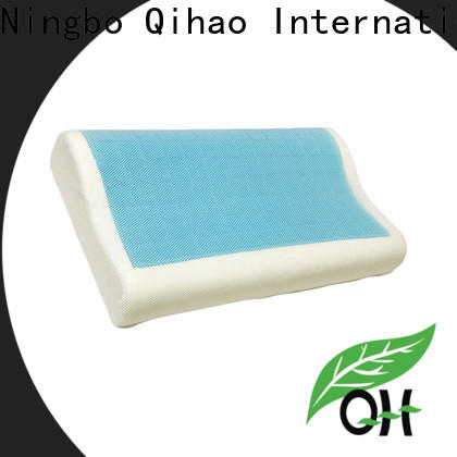 Qihao High-quality best gel pillow supply for office