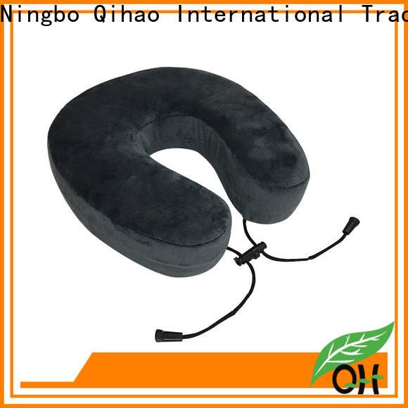 Qihao foam contour neck pillow factory for a rest