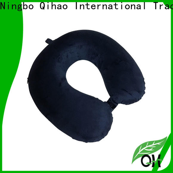 Top memory foam neck pillow travel memory manufacturers for business trip