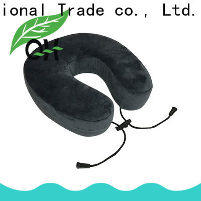 Qihao Top contour neck pillow suppliers for business trip