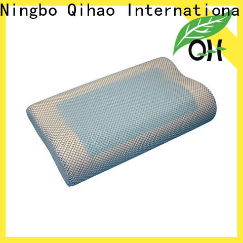 Custom best gel pillow pillow company for a rest